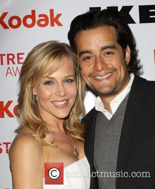 Julie Benz and Rich Orosco 2nd Annual Streamy...