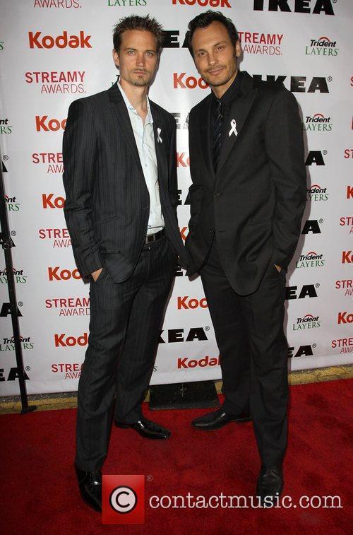Mark Gantt, Jesse Warren 2nd Annual Streamy Awards...