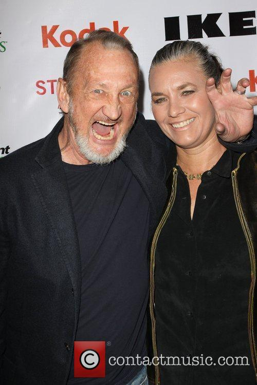 Robert Englund and Guest 2nd Annual Streamy Awards...