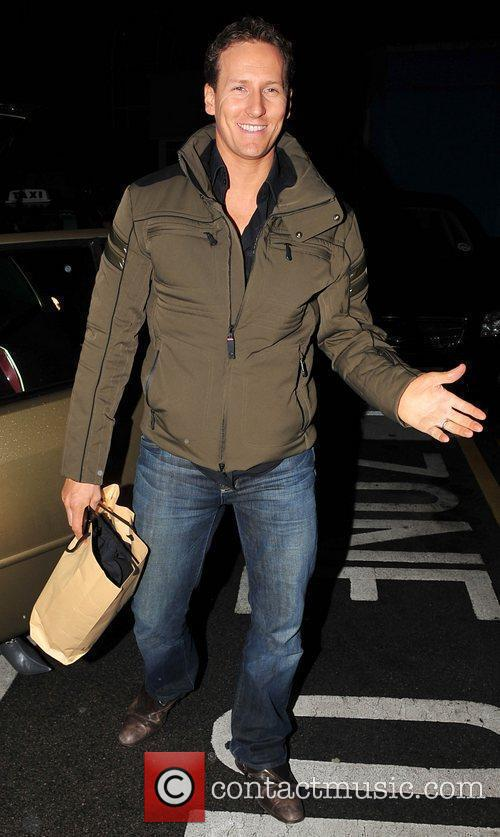 Brendan Cole The stars of Strictly Come Dancing...
