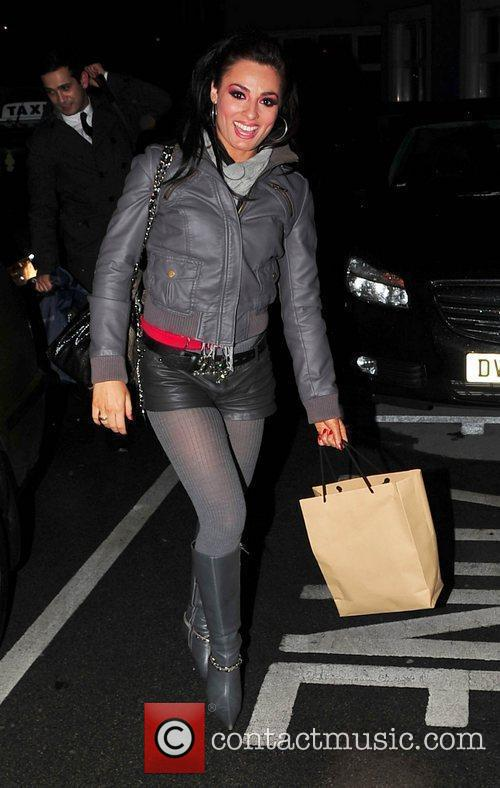 Flavia Cacace The stars of Strictly Come Dancing...