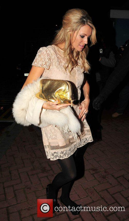 Tess Daly The stars of Strictly Come Dancing...
