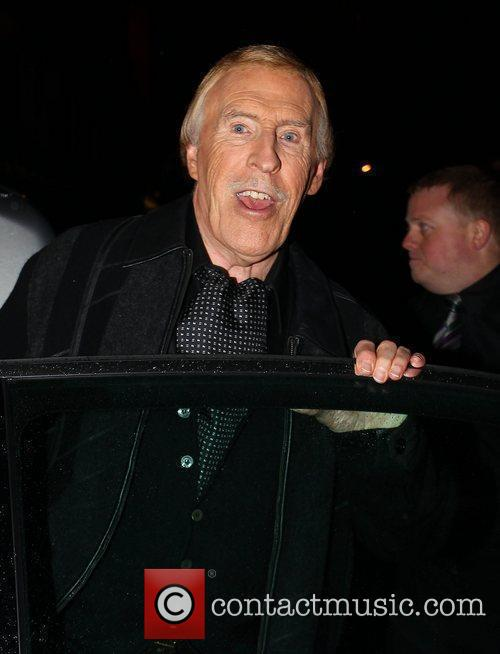 Bruce Forsyth The stars of Strictly Come Dancing...
