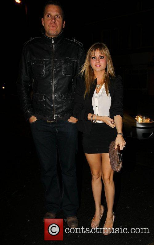 Tina O'Brien The stars of Strictly Come Dancing...