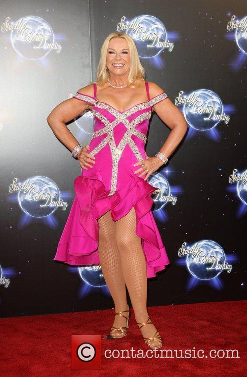 Pamela Stephenson, Strictly Come Dancing