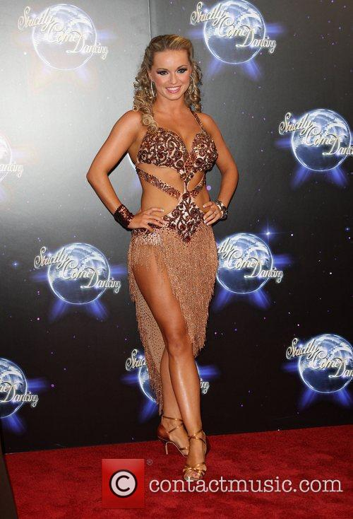 Ola Jordan BBC announces the line-up for 'Strictly...
