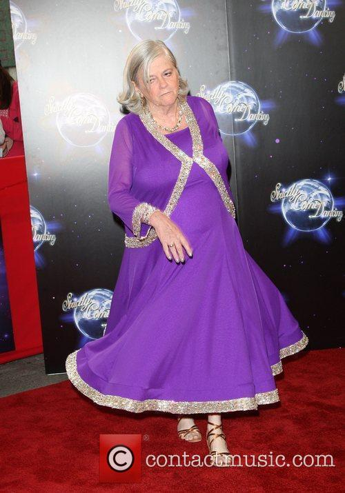 Ann Widdecombe BBC announces the line-up for 'Strictly...