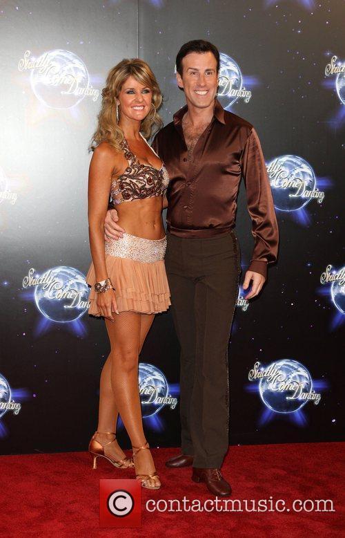 Professional Dancers: Anton Du Beke, Erin Boag