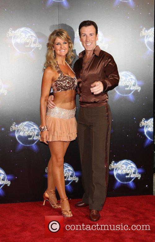 Professional Dancers: Anton Du Beke, Erin Boag...