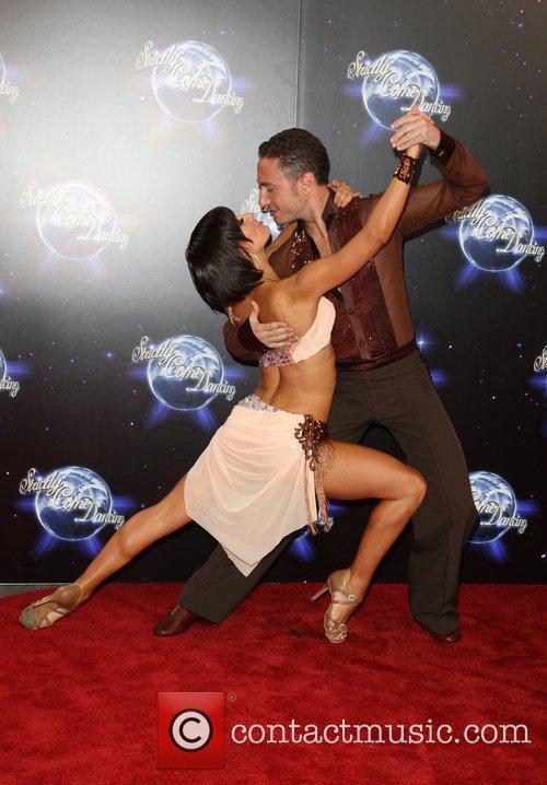 Professional Dancers: Flavia Cacace, Vincent Simone BBC announces...