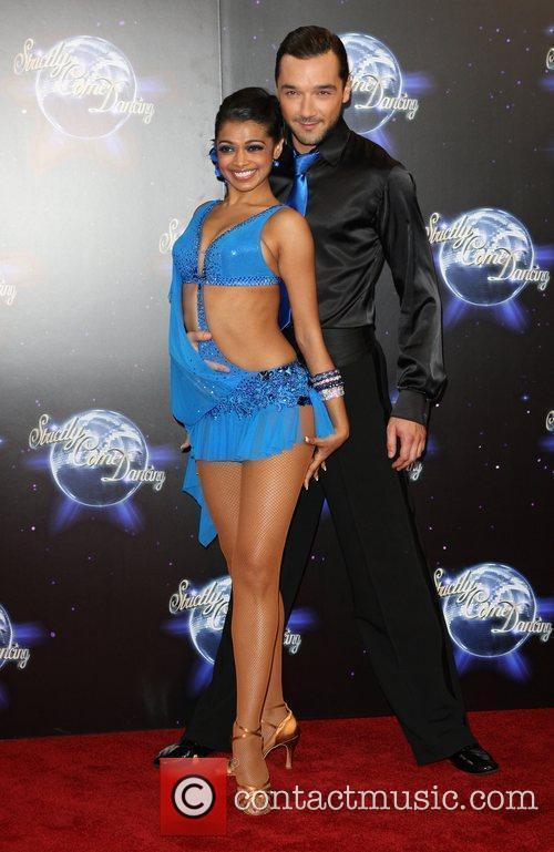 Professional Dancers BBC announces the line-up for 'Strictly...
