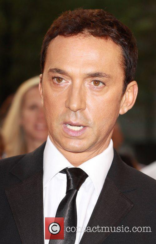 Bruno Tonioli BBC announces the line-up for 'Strictly...