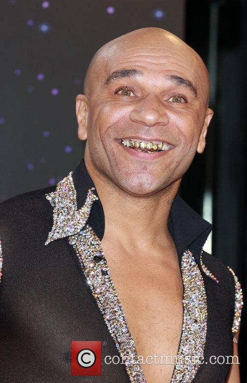Goldie BBC announces the line-up for 'Strictly Come...