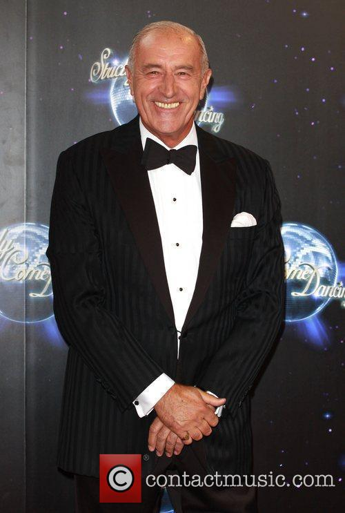 Len Goodman BBC announces the line-up for 'Strictly...