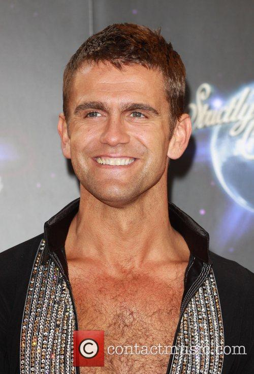 Scott Maslen BBC announces the line-up for 'Strictly...
