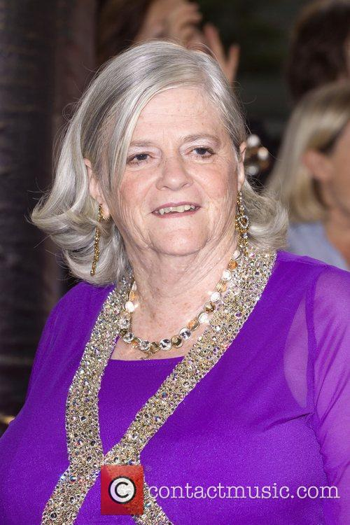 Anne Widdecombe BBC announces the line-up for 'Strictly...