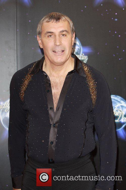 Peter Shilton BBC announces the line-up for 'Strictly...
