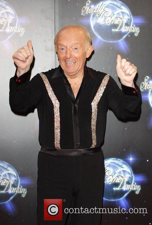 Paul Daniels BBC announces the line-up for 'Strictly...