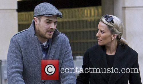Zoe Lucker and James Herbert 9