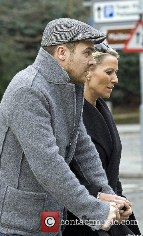 Zoe Lucker and James Herbert 5