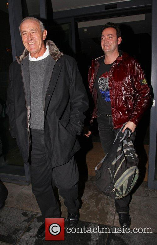 Len Goodman and Craig Revel Horwood Stars of...