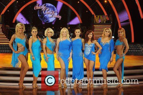 Kristina Rihanoff, Pamela Stephenson, Kara Tointon, Tina O'Brien,...