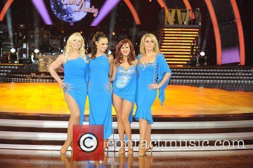 Pamela Stephenson, Kara Tointon, Tina O'Brien and Patsy...