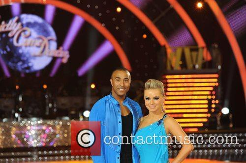 Colin Jackson and Ola Jordan 6