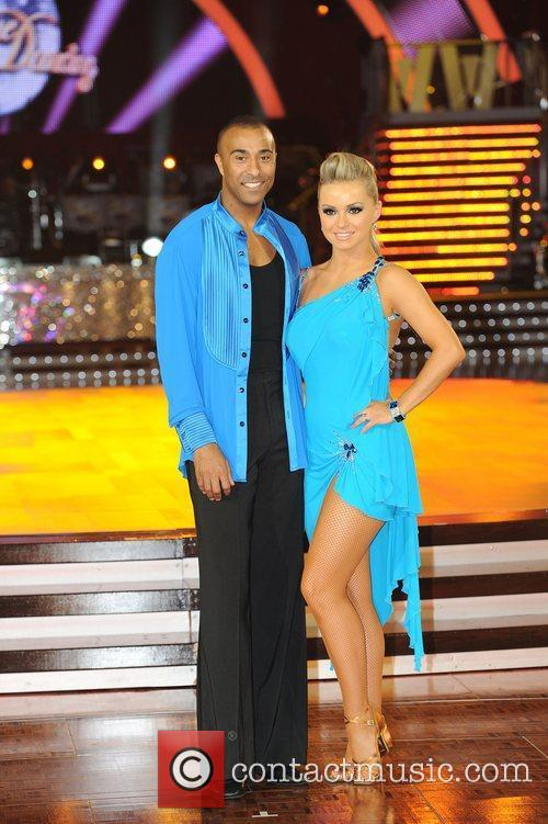 Colin Jackson and Ola Jordan 1