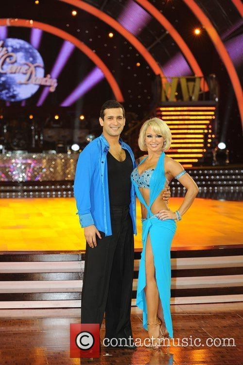 Jimi Mistry and Kristina Rihanoff 'Strictly Come Dancing...
