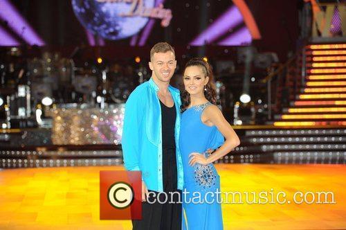 Kara Tointon and Artem Chigvintsev 3