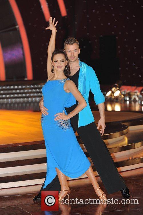 Kara Tointon and Artem Chigvintsev 2