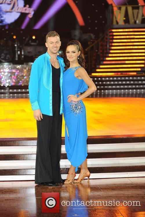 Kara Tointon and Artem Chigvintsev 4