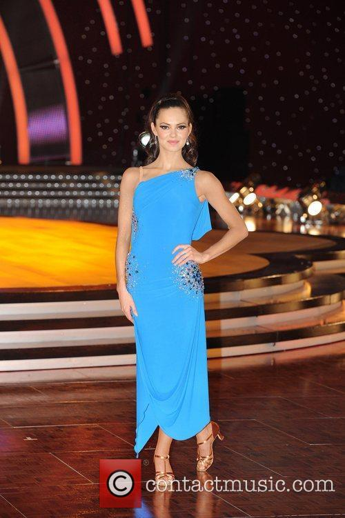 Kara Tointon 'Strictly Come Dancing Live Tour' Photocall...