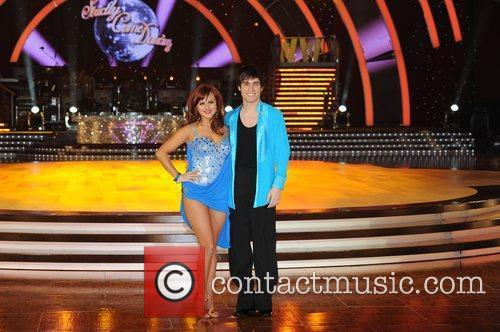 Tina O'Brien and Jared Murillo 'Strictly Come Dancing...