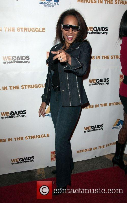 Besta Williams The 10th Annual Heroes in the...