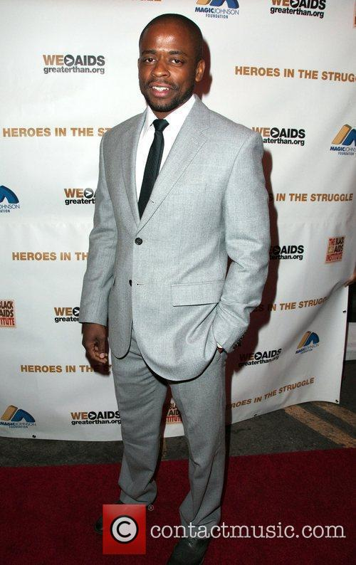Dule Hill The 10th Annual Heroes in the...