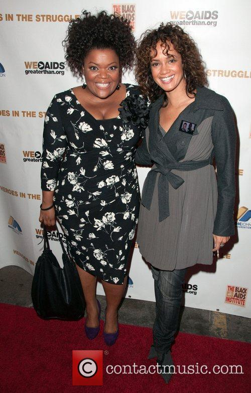 Yvette Nicole Brown and Tammy Townsend The 10th...