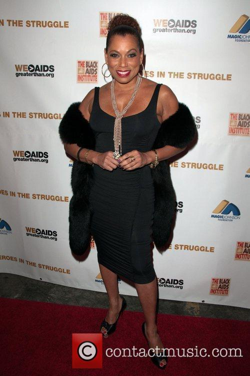 Rolonda Watts The 10th Annual Heroes in the...