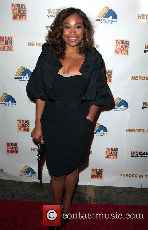 Tanika Ray The 10th Annual Heroes in the...