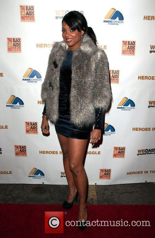 Tiffany Hines Nikita The 10th Annual Heroes in...
