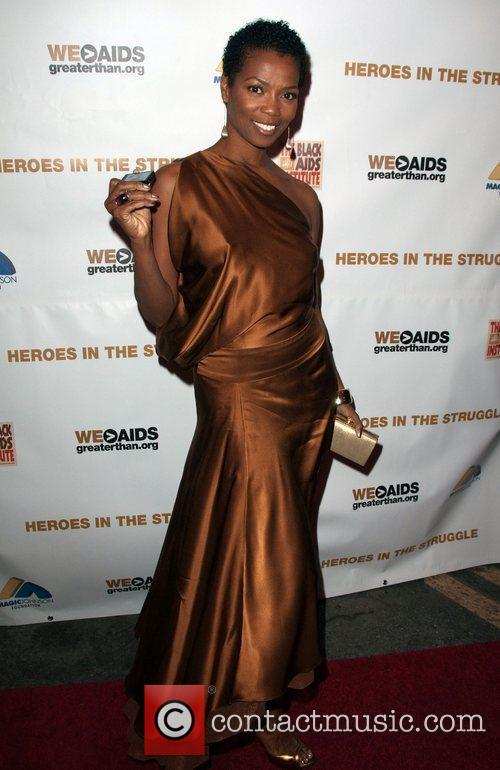 Vennessa Williams The 10th Annual Heroes in the...