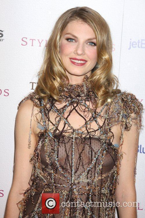 Angela Lindvall The 2010 Hollywood Style awards held...