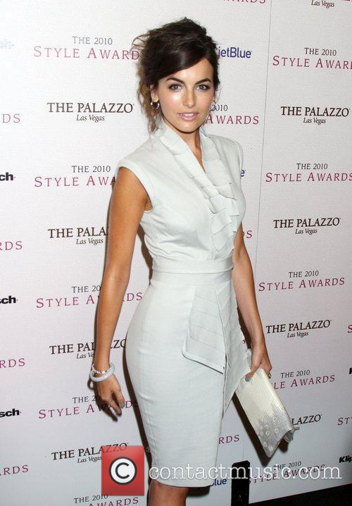 Camilla Belle The 2010 Hollywood Style awards held...