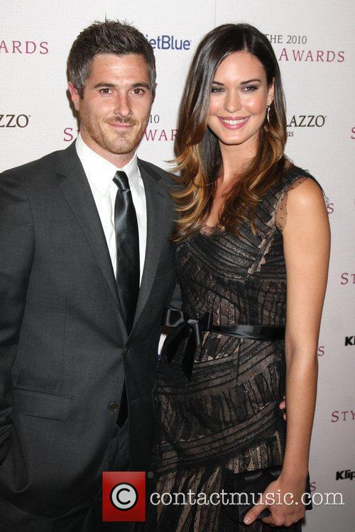 Dave Annable, Odette Yustman The 2010 Hollywood Style...