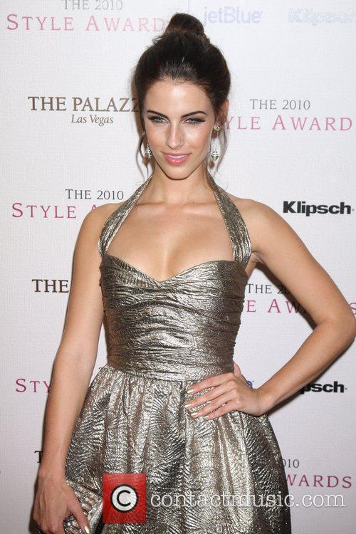 Jessica Lowndes The 2010 Hollywood Style awards held...