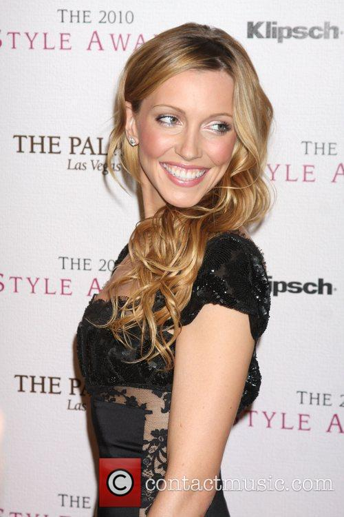 Katie Cassidy The 2010 Hollywood Style awards held...