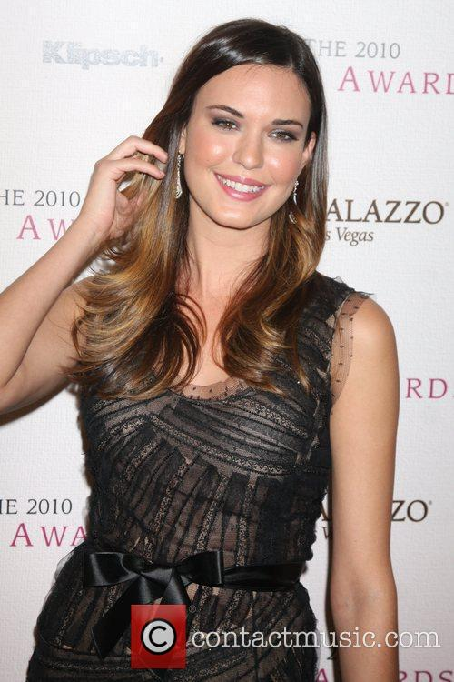 Odette Yustman The 2010 Hollywood Style awards held...