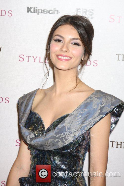 Victoria Justice and Billy Wilder 1