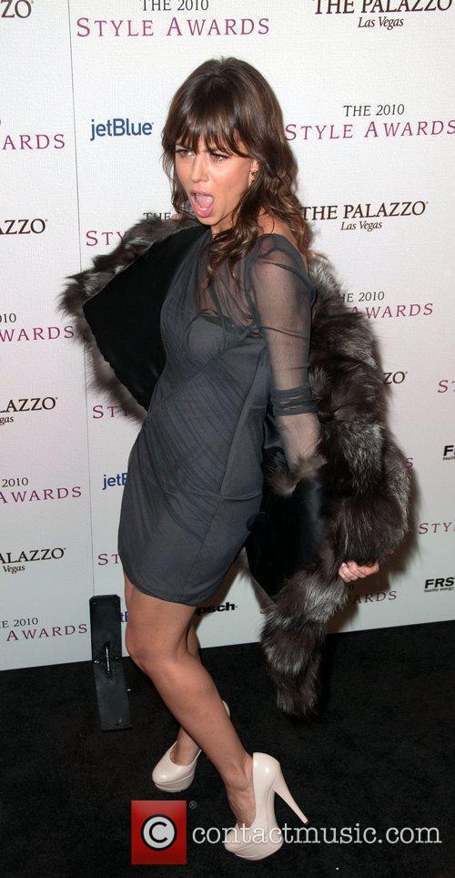 Natasha Leggero The 2010 Hollywood Style awards held...